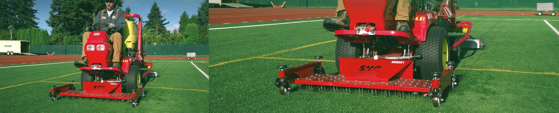 תחזוקת מגרשי דשא סינתטי מקצועיים