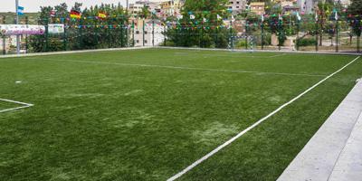 מגרשי כדורגל