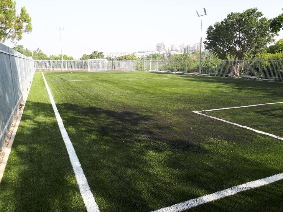 דשא סינטטי למגרש כדורגל